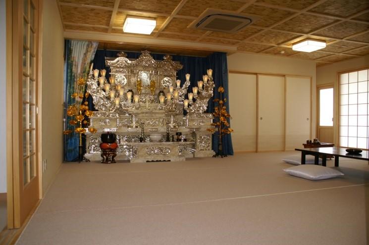 親族控室1